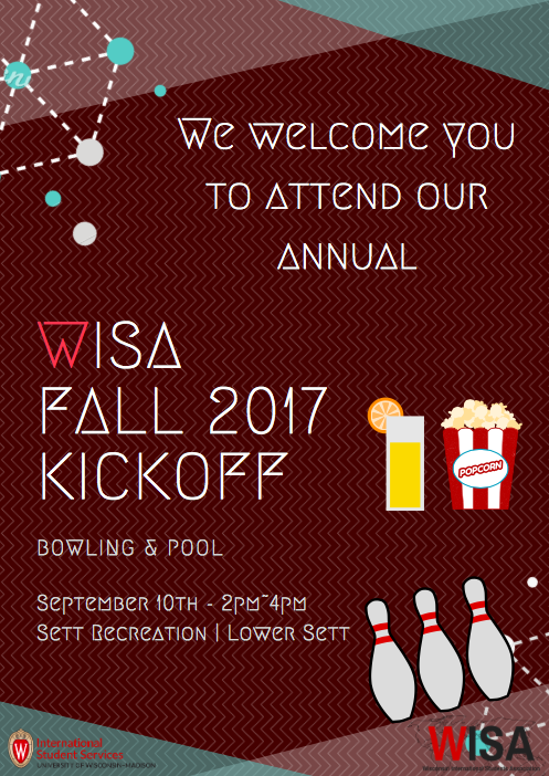 WISA Kick off fall 2017